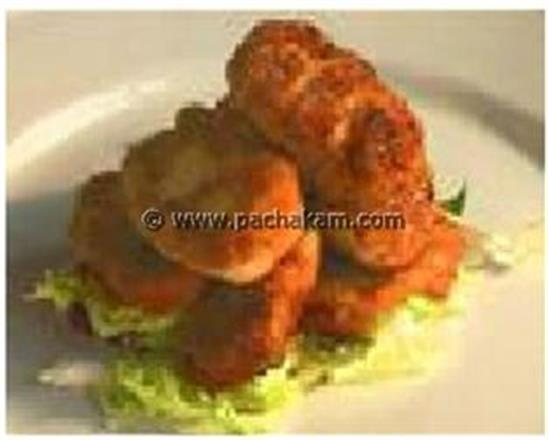 Crispy Chicken Nuggets | Pachakam