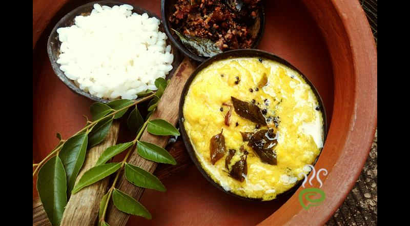 Cucumber Dal Curry | Pachakam