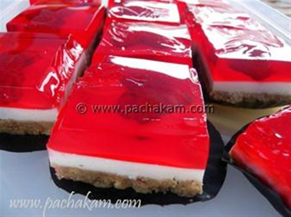 Custard And Jelly Dessert | Pachakam