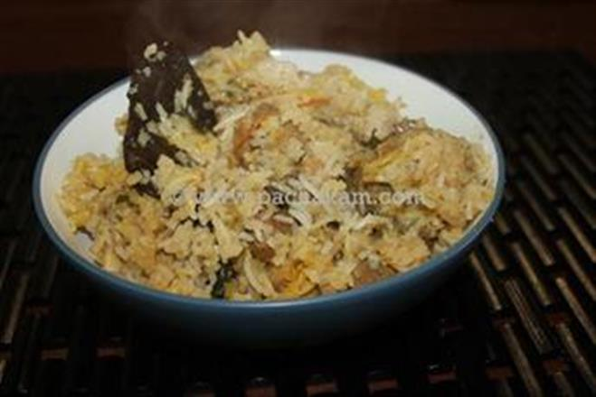 Delicious Mutton Biriyani