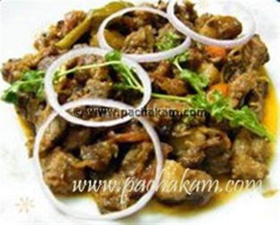 Delicious Spicy Pork Dry | Pachakam