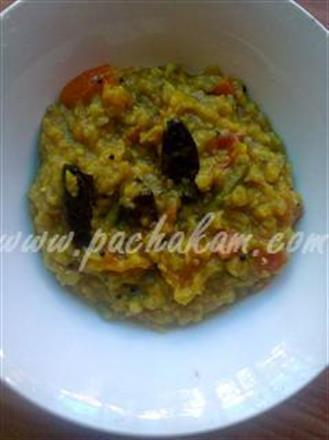 Easy Dal Curry