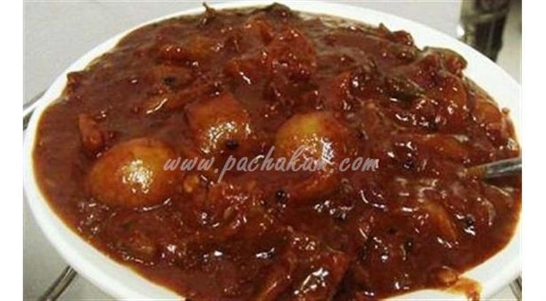 Easy Lime Pickle Recipe Pachakam