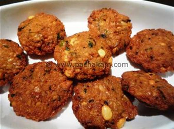 Parippu Vada Easy And Yummy | Pachakam