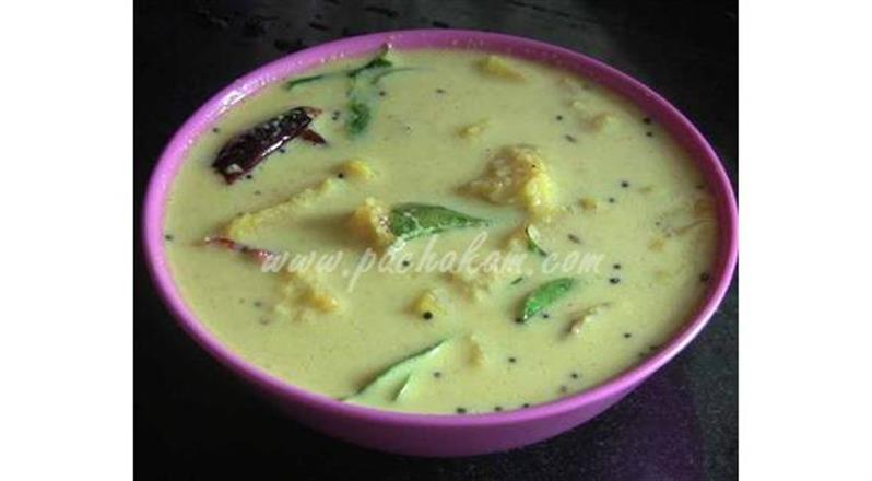 Easy Pullissery Using Pineapple | Pachakam