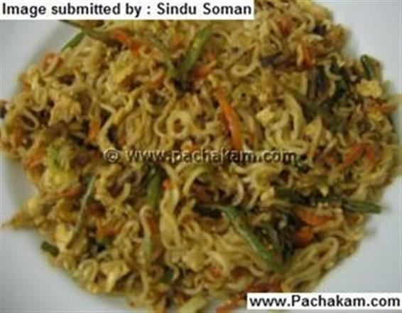 Easy Sausage Noodles Recipe Pachakam