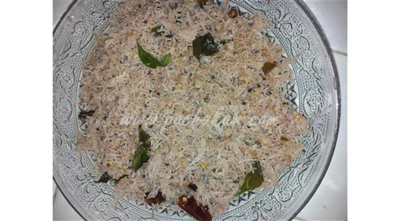 Easy Vermicelli Upma - Healthy Breakfast
