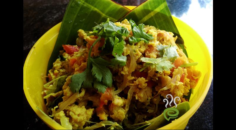 Egg Bhurji/Scrambled Egg