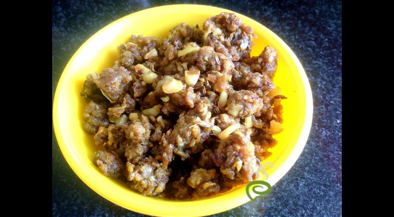 Elephant Yam Fry ( Simple Method)