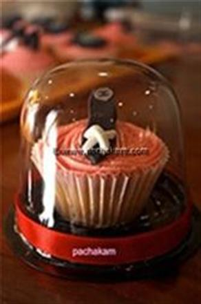 Fancy Cupcake - A Recipe For Valentines Day!!!