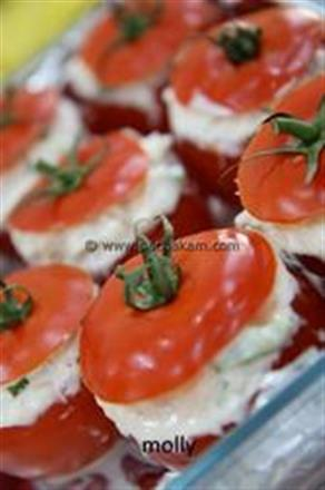 Farcies Tomates(Stuffed Tomatoes)