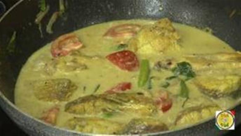 Fish Moilee Video Recipe