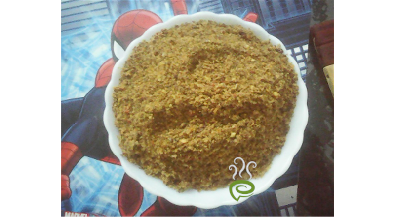Flax Seeds Chutney Powder