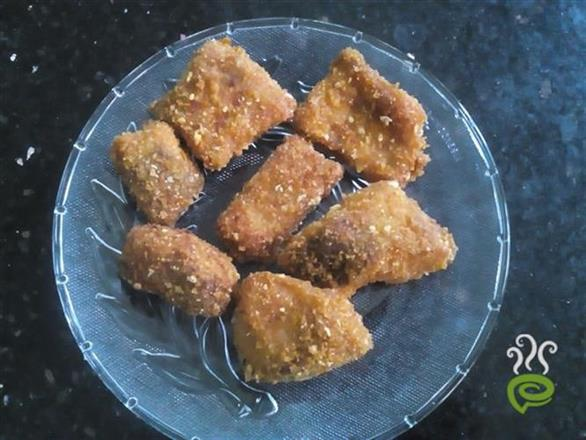 Fried Fish In Corn Flakes