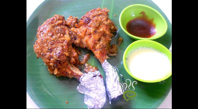 Garlic And Herb Chicken | Pachakam