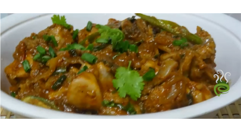 Ginger Chicken Restaurant Style | Pachakam