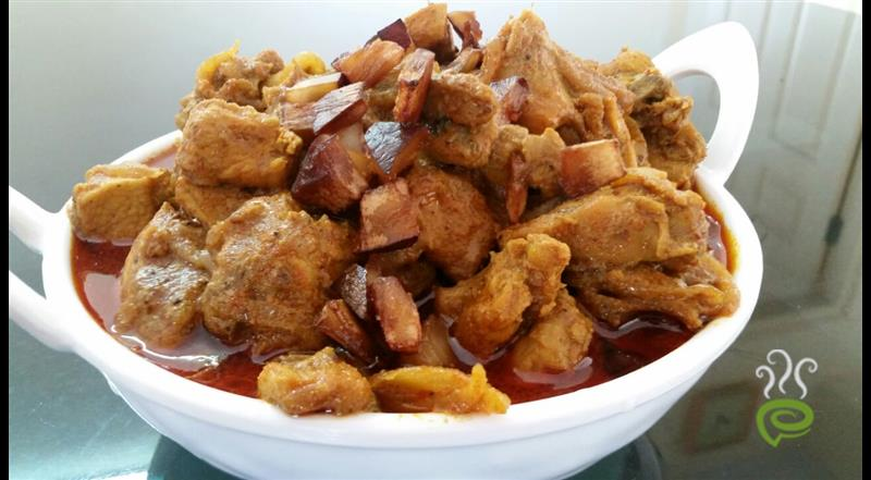 Goan Chicken Curry Prepared Like Mutton Curry | Pachakam