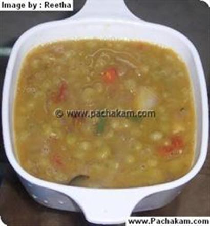 Green Peas Stew Easy