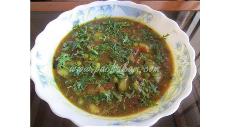 Green Peas Curry | Pachakam