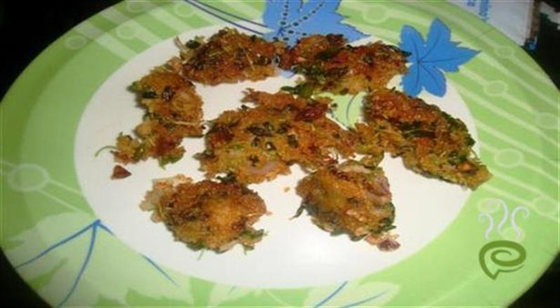 Healthy & Tasty Methi Pakora