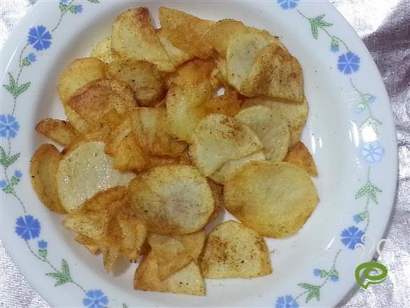 Home Made Potato Chips | Pachakam