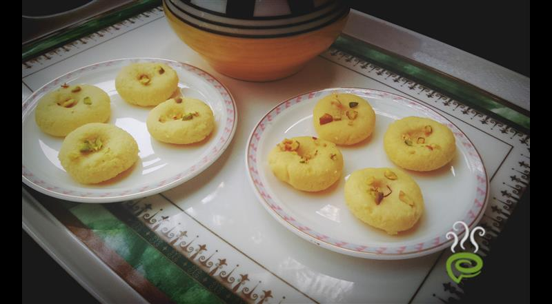 Homemade Milk Powder Peda | Pachakam