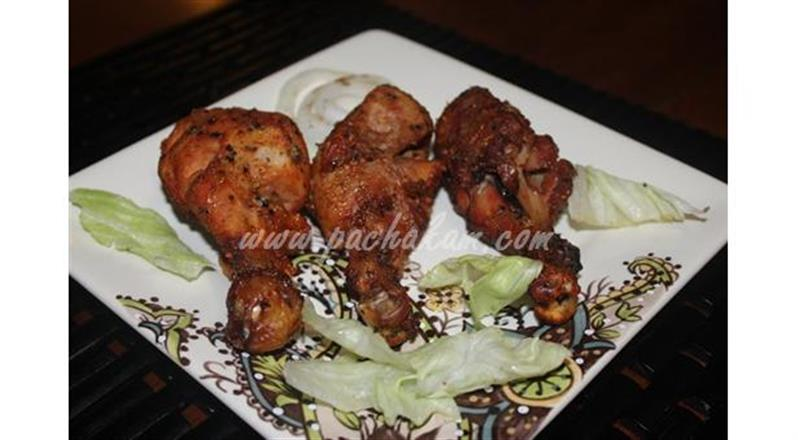 Hyderabadi Chicken Fry