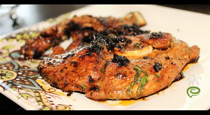 Juicy Lamb Chops With An Indian Touch - Video | Pachakam