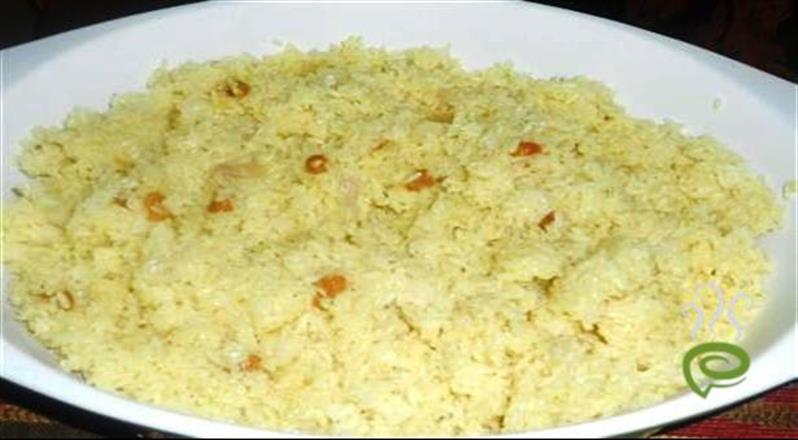 Kabsa Rice - A Famous  Arabian Food