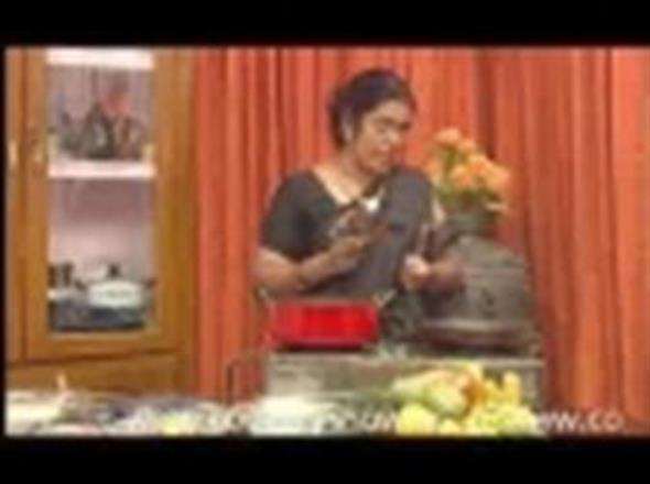 Karimeen Pollichathu Video Recipe - Bindu