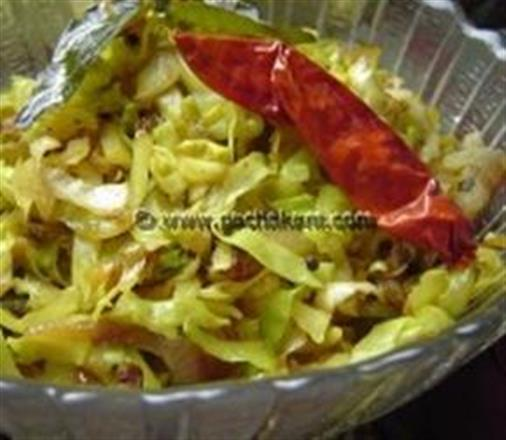 Kerala cabbage thoran recipe pachakam for Abduls indian bengali cuisine