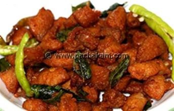 Kerala  Chicken 65