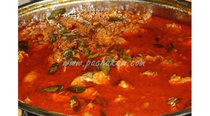 Kerala  Kerala Fish Curry
