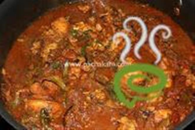 Kerala  Naadan Chicken Curry