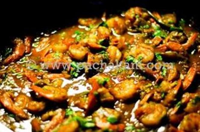 Kerala  Shrimp Curry | Pachakam