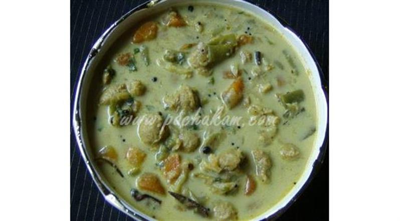 Kerala vegetable stew recipe pachakam kerala vegetable stew forumfinder Image collections