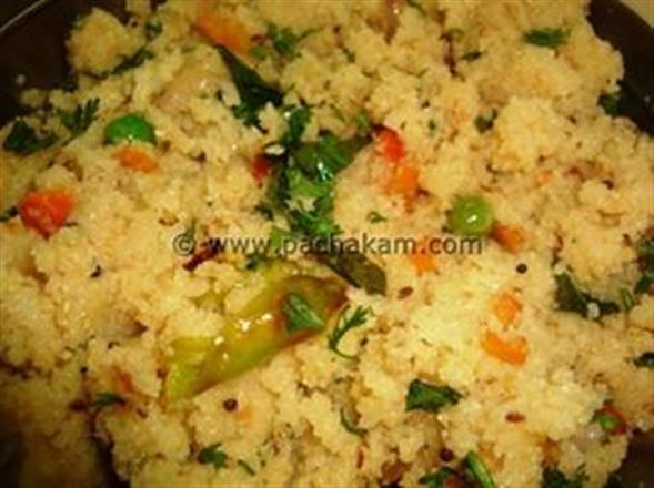 Kerala  Vegetable Upma | Pachakam