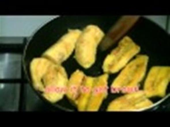 Kerala Banana Fry Video Recipe