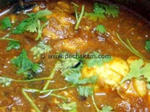 Kerala Easy Egg Curry  - Homely Style | Pachakam