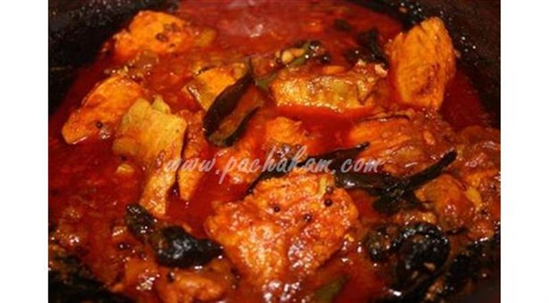 Kerala Easy Spicy Fish Curry