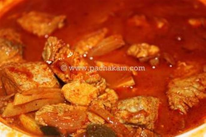 Kerala Fish Curry Easy | Pachakam