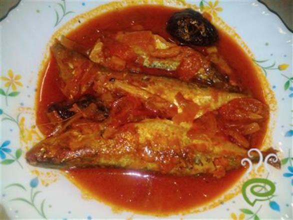 Kerala Fish Curry With Green Mangoes