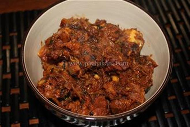 Kerala Mutton Pepper Fry