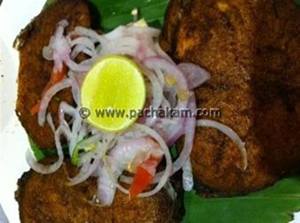 Kerala Style Spicy Fish Fry(Meen)