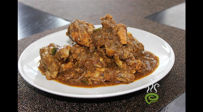 Kerala Chicken Curry Easy