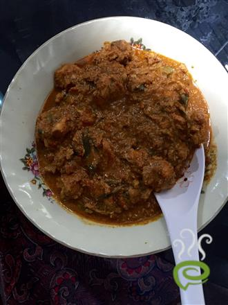 Kerala  Chicken Curry - Nadan Style