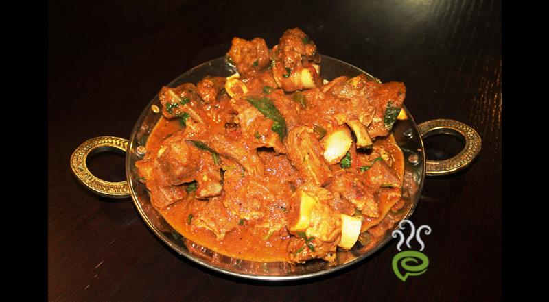 Kerala Mutton Curry Nadan Style - Video