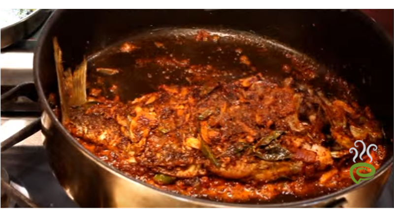 Kerala Pan Roasted Fish | Pachakam