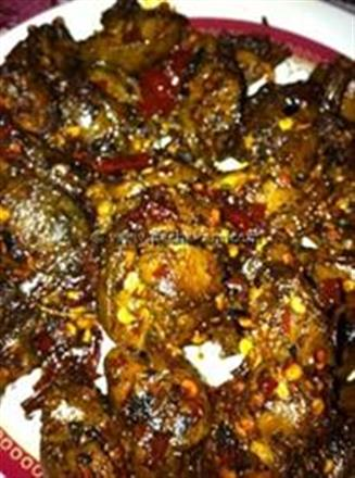 Liver Fry - Spicy | Pachakam
