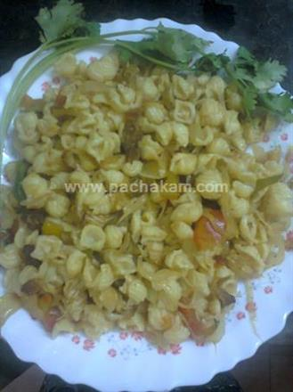 Macaroni With Chicken | Pachakam